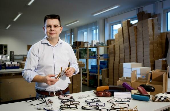 Mister-Spex-Gründer Dirk Graber bekommt für sein Unternehmen eine 32-Millionen-Euro-Investition von Goldman Sachs. (Foto: Mister Spex)