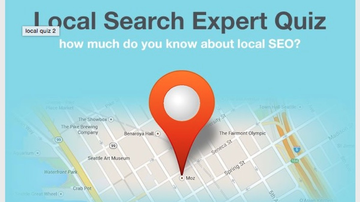 SEO-Quiz: Teste dein Wissen zum lokalen Marketing