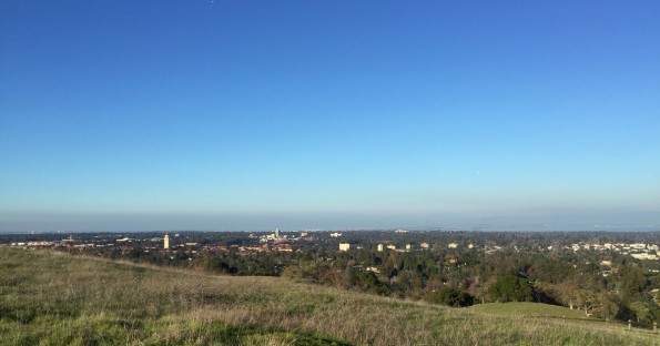 Das Silicon Valley von oben. (Foto: t3n)