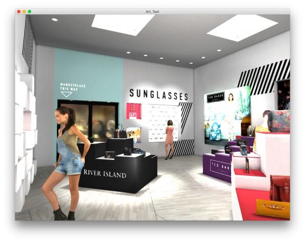 Asos Ventures: Trillenium arbeitet an 3D-Lösungen für das Online-Shopping. (Screenshot: Trillenium)