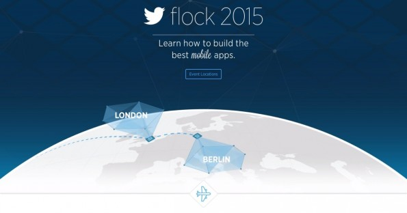 (Screenshot: flock.fabric.io)