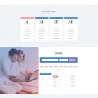 Hosting Web Theme - Web-Templates