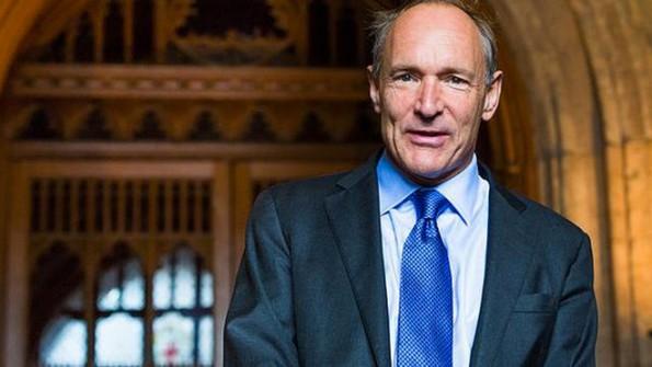 """Tim Berners-Lee: """"Als ich das Web entwarf, konzipierte ich es ganz bewusst als neutralen, kreativen und kollaborativen Raum, der unbedingte Offenheit gewährleisten sollte."""" (Bild: Paul Clarke / CC BY-SA 4.0)"""