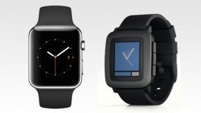 Lifestyle vs. Nerd-Chique: Wieso ich mir eine Pebble Time und keine Apple Watch kaufe [Kommentar]