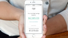 Digit: Die App, die für dich Geld zurücklegt
