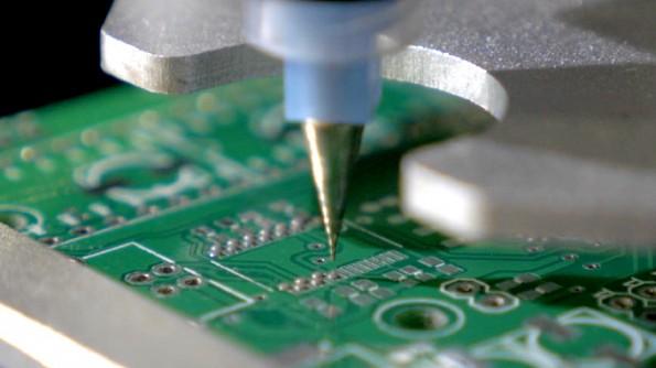 Hardware-Prototyping: Voltera soll die Erstellung von Prototypen deutlich beschleunigen. (Foto: Voltera / Kickstarter)