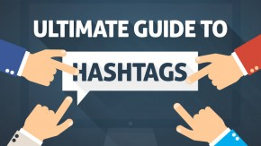 Hashtags richtig einsetzen: So geht's [Infografik]