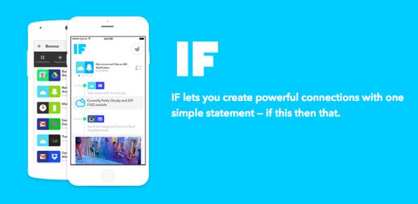 Mit drei neuen Apps bringt IFTTT noch mehr Automatismen in die Welt der Webdienste. (Screenshot: t3n)
