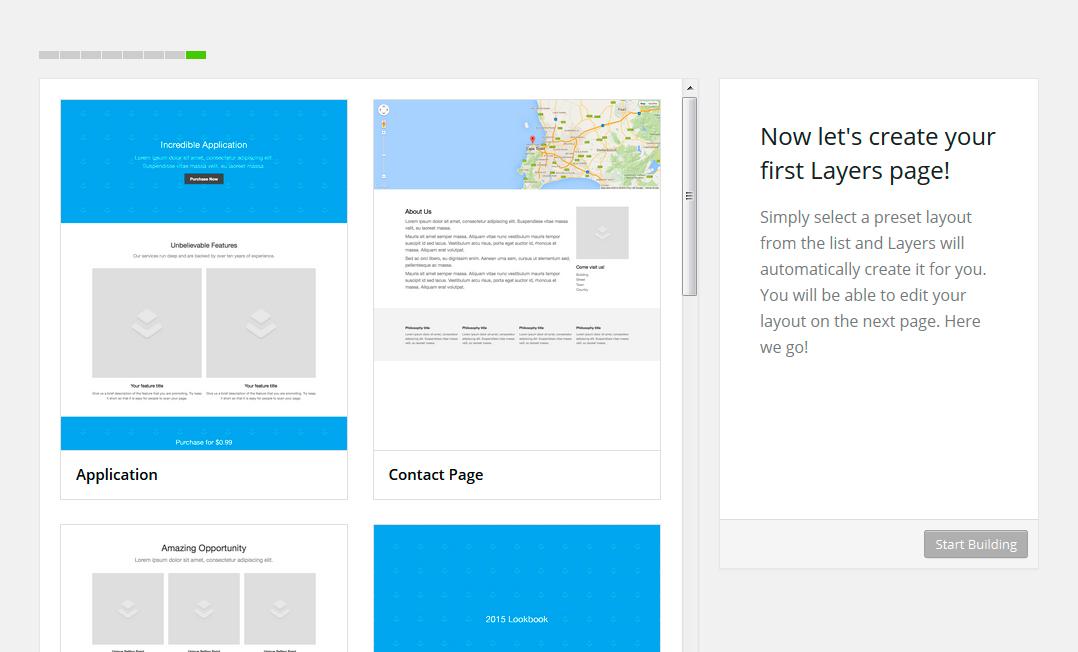 Individuelle WordPress-Seiten ohne eine Zeile Code: Das kann Layers ...