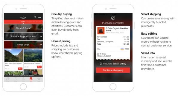 Modest: Plattform erlaubt die Erstellung eines eigenen Mobile-Shops. (Screenshot: Modest)