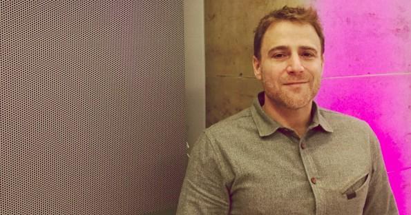 Wir haben Slack-Gründer Stewart Butterfield zum Interview in München getroffen. (Foto: Jörgen Camrath)
