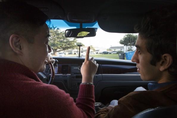 """Der Uberpreneur Gavin Escolar sagt: """"""""Ich habe durchschnittlich ganze zehn Minuten, um einen potenziellen Kunden zu überzeugen. Wäre das an einer Haustür möglich?"""" (Foto: Gavin Escolar)"""
