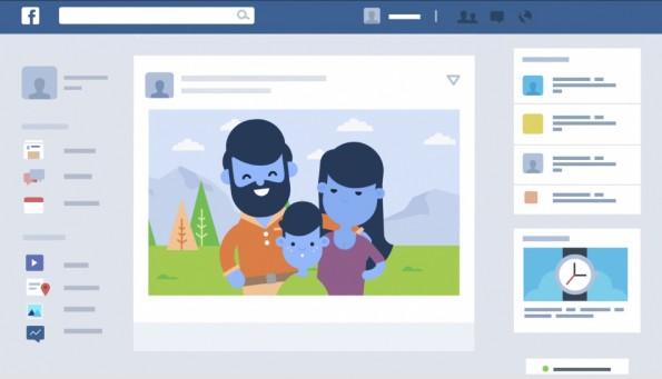 Immer schön fröhlich bleiben: Inhalte die gewaltbereites, kriminelles oder hasserfülltes Verhalten propagieren, sind verboten. (Screenshot: Facebook)