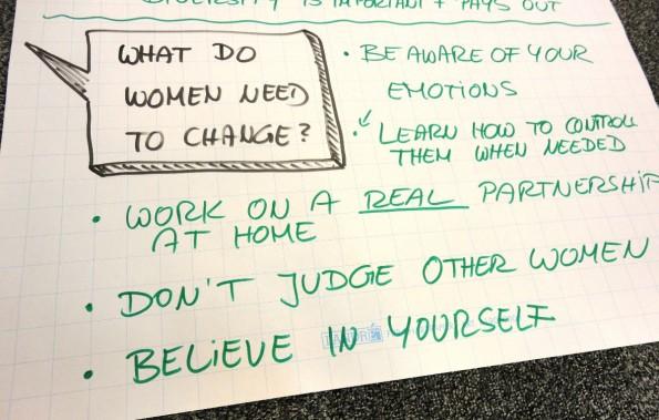 Was können Frauen in der IT-Branche für sich ändern? (Foto: t3n)