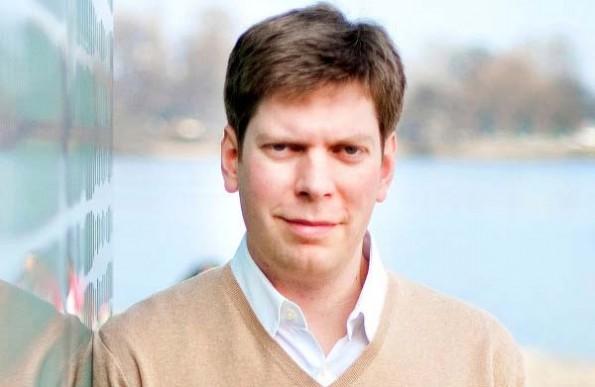 Lars Hinrichs hat sein Karriere-Netzwerk im August 2003 gegründet. (Bild: Xing)