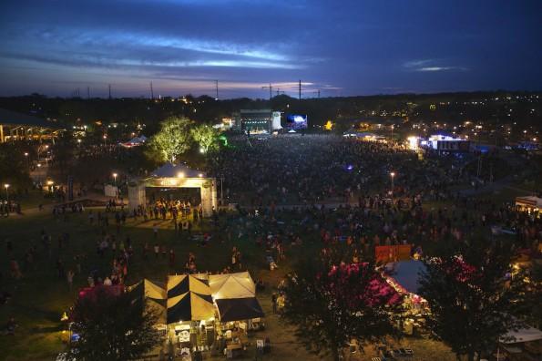 Früher nur Musikfestival, heute größtes Fest für Kreative der Welt: Die SXSW in Austin. (Foto: SXSW)
