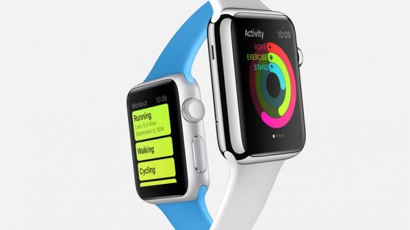 Smartwatches wie die Apple Watch speichern viele persönliche Daten. (Foto: Apple)