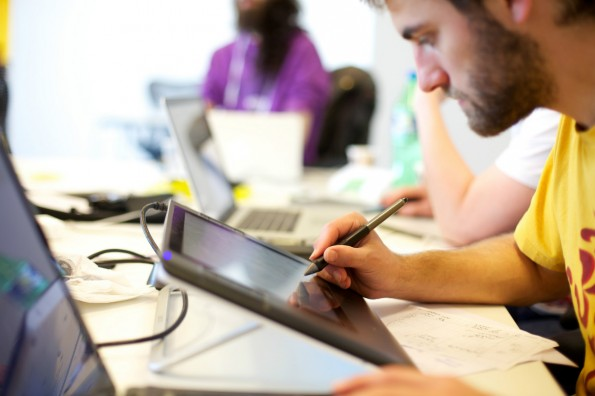 Die Anforderungen an einen Monitor sind von Webdesigner zu Webdesigner unterschiedlich. (Foto: flickr / Sebastiaan ter Burg)