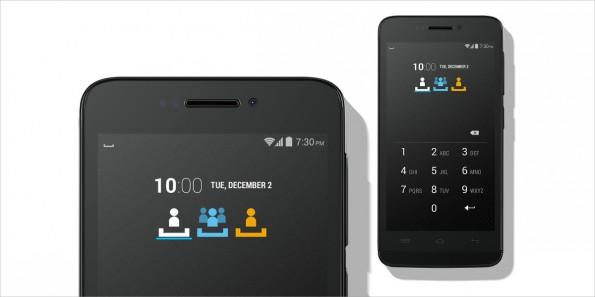 Blackphone 2: Das neue Datenschutz-Smartphone soll sich vor allem an Unternehmen richten. (Grafik: Blackphone)