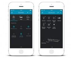 Einfache Smart-Home-Steuerung mit der Cozify-App. (Screenshot: Cozify)