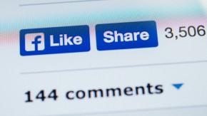 """Abmahnfalle """"Share""""-Button: Facebook-Nutzerin soll 1.000 Euro für geteiltes Foto zahlen"""