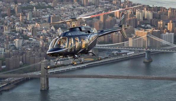 "In der Beta-Version gestartet: der Helikopter-Service ""Gotham Air"". (Foto: Gotham Air)"