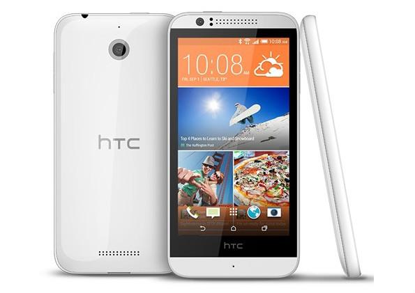 Alter Name, neues Smartphone: Das HTC Desire 510. (Bild: HTC)