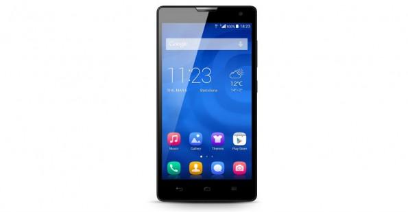 In die Einsteigerklasse der Android-Smartphones lässt sich auch das Huawei Honor 3C einordnen. (Bild: Huawei)