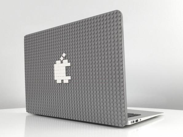Brik-Case macht euer MacBook endlich auch Lego-kompatibel. (Foto: Brik-Case)