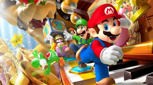 Super Mario ist in Zukunft auch am Smartphone-Bildschirm zu sehen. (Bild: Nintendo)
