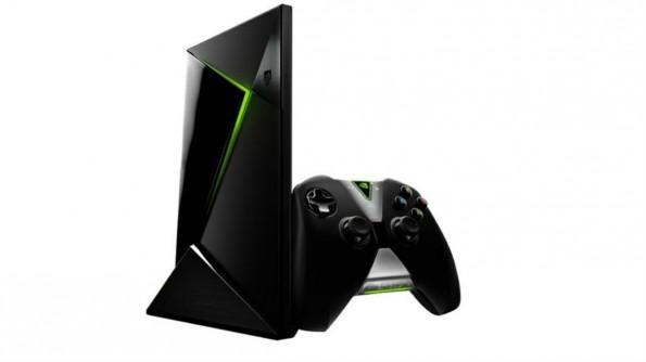 Bei seiner neuen Shield-Konsole setzt Nvidia Android TV ein. (Bild: Nvidia)