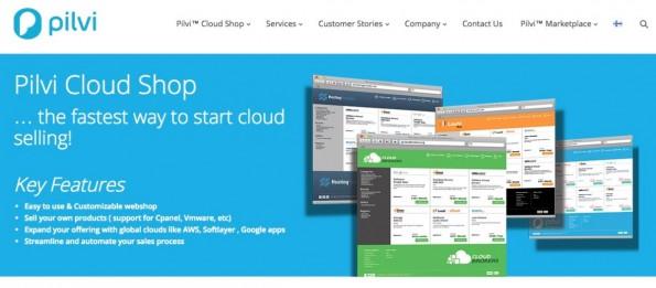 (Screenshot: pilvi.com)