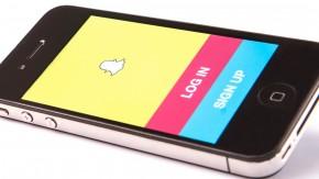 Von Sexting zur Milliarden schweren App: Die Snapchat-Story
