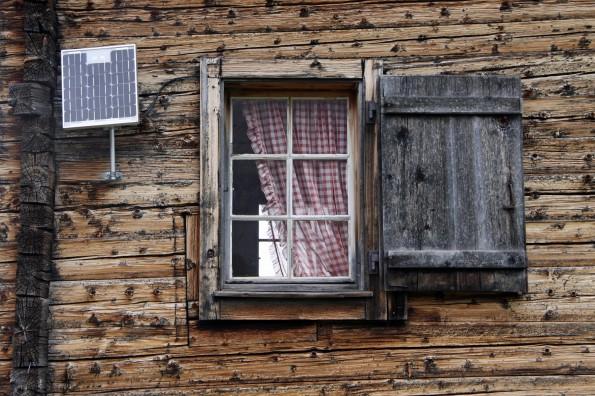 Alternative Energiequellen, die die Menschen unabhängig von Konzernen machen, bilden einen Teil der Veränderungen in der dritten industriellen Revolution. (Bild: Klaus Eppele - Fotolia.com)