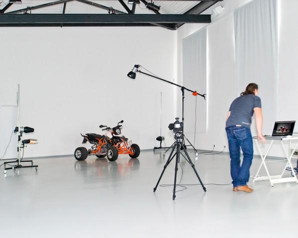 """So könnte dein Set aussehen. (Foto: """"MakingOf KTM Quad"""" von Stefan Krause, Germany / wikipedia.de)"""