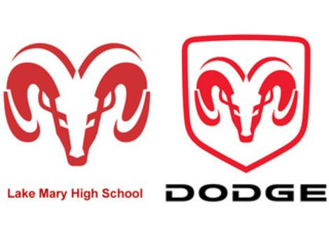 Dodge Logo Copycat