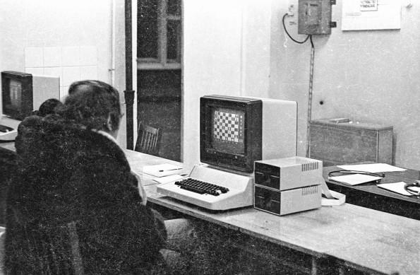 Auch im Osten entstanden in den Achtzigerjahren eine ganze Reihe von Heimcomputern. (Foto: Газета «Переславская неделя» / В. С. Спиридонов Lizenz: CC-BY-SA 3.0)