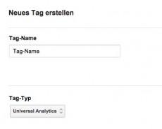 "Dein erster ""Tag"". (Screenshot: t3n/ google.com)"