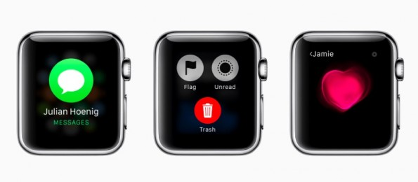 Guidelines für die Apple Watch. (Screenshot: Apple)
