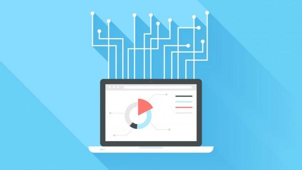 """Big Data ist für Startups längst mehr als ein """"Nice to have"""". (Grafik: vasabii / Shutterstock)"""