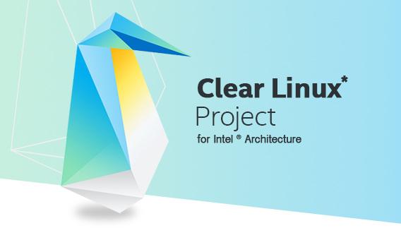 Clear Linux: Intel arbeitet an eigener Linux-Distribution. (Grafik: Intel)