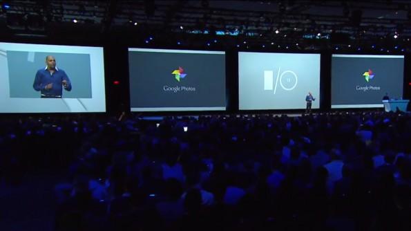 Google Photos: Der neue Cloud-Dienst bietet unbegrenzten Speicherplatz für eure Fotos und Videos. (Screenshot: YouTube)