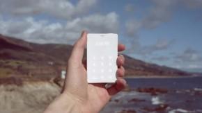 Kreditkartengroßes Handy: Warum das Light-Phone eine interessante Idee ist