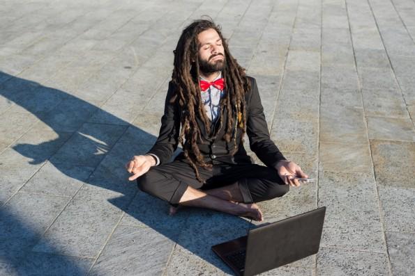 Ryan Holmes plädiert für eine Guru-Laufbahn statt für die Sackgasse Management. (Foto: Shutterstock)