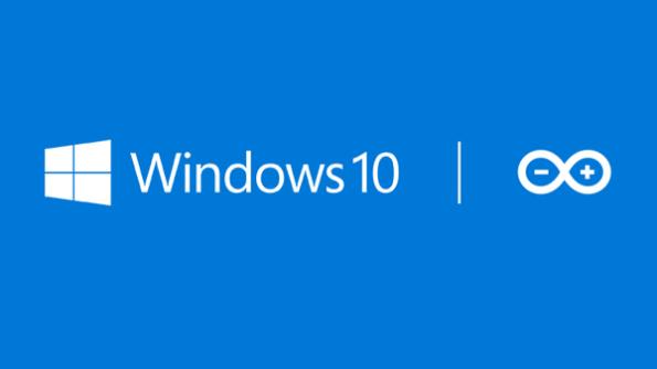 Microsoft verkündete auf der Build-Konferenz auch eine Kooperation mit dem Arduino-Projekt. Eine von vielen Öffnungs-Maßnahmen. (Quelle: Microsoft)