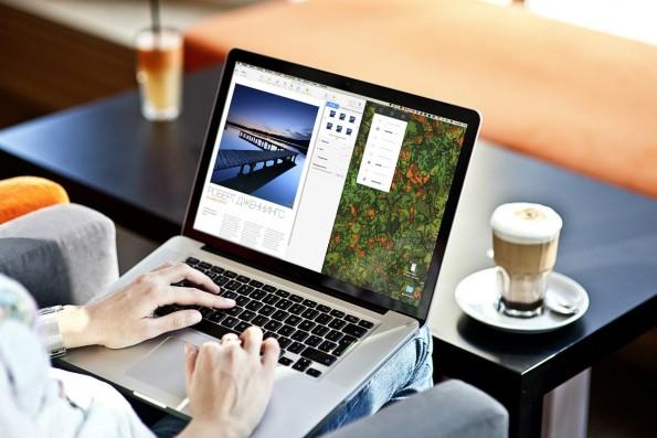 Klein, aber fein in der Menüleiste von OS X: Noizio. (Foto: Noizio)