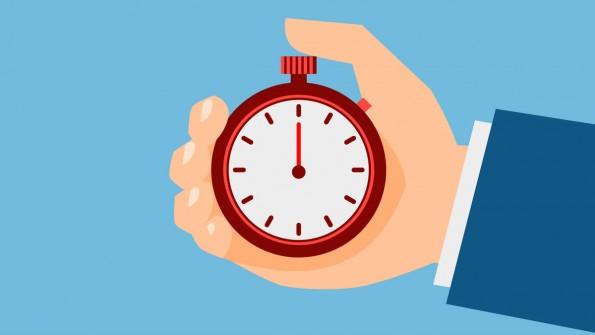 Manchmal erwischt man einfach den falschen Zeitpunkt. (Grafik: Shutterstock)
