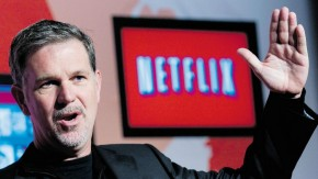 "Netflix-CEO Reed Hastings: ""Virtual Reality ist für uns nicht relevant."" [DLD16]"