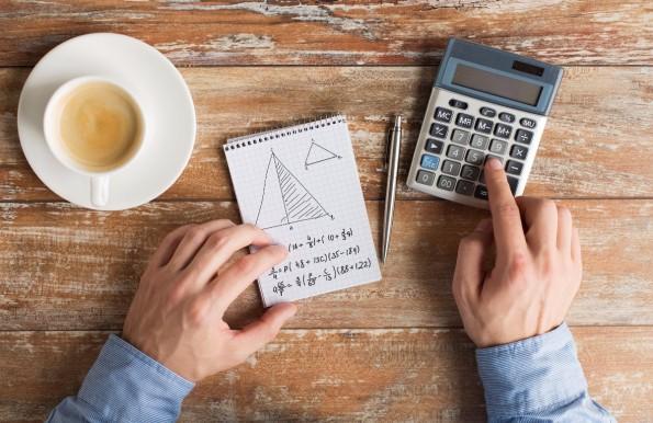 Lästig, aber notwendig: Wer ein Startup gründet, muss seine Zahlen kennen. (Foto: Shutterstock )