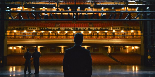 """""""Steve Jobs"""": Die Rolle des Apple-Gründers übernimmt der deutsch-irische Schauspieler Michael Fassbender. (Foto: Universal Pictures)"""